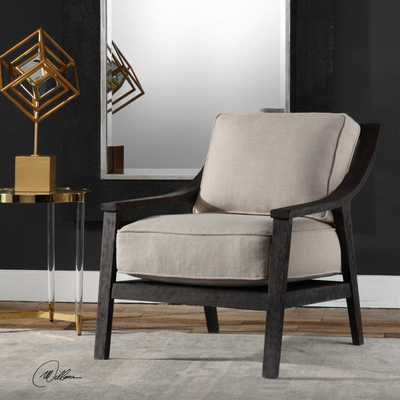 LYLE ACCENT CHAIR - Hudsonhill Foundry