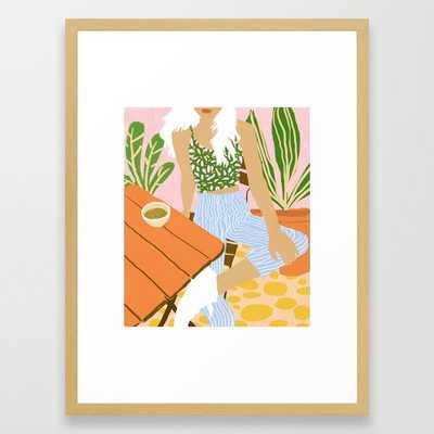 Kawa Tea #illustration #fashion - Conservation Natural - Society6