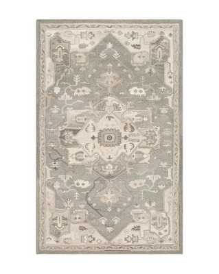 EUGENE HAND-TUFTED WOOL RUG, 2' x 3' - McGee & Co.
