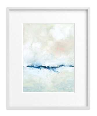 "solstice - framed artwork - 16"" x 20"" - with Matte - Minted"