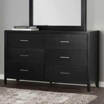 Debary 6 Drawer Double Dresser - Wayfair