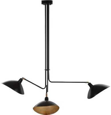 Utica 3-Light Sputnik Chandelier - AllModern