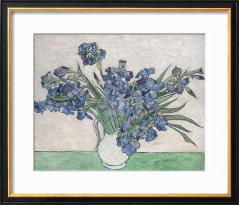 Irises - art.com