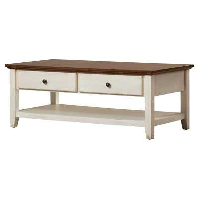 Willow Coffee Table - Wayfair