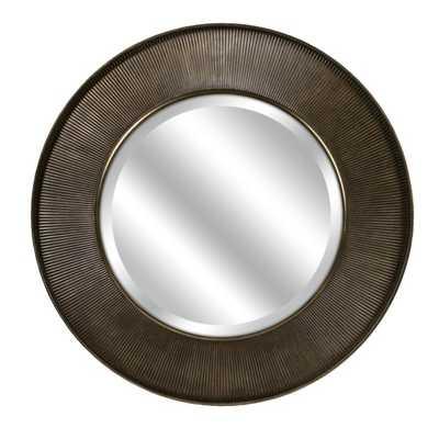 CKI Harcourt Round Wall Mirror - Mercer Collection