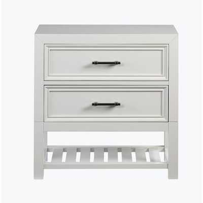 Elosie 2 Drawer Nightstand - Wayfair