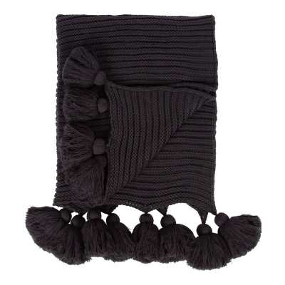 Dorcheer Chunky Ribbed Knit Throw Blanket - Wayfair