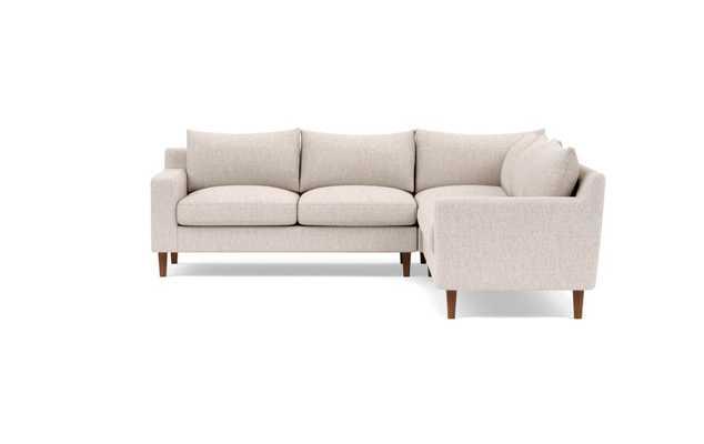 SLOAN Corner 4-Seat Sectional Sofa - Interior Define