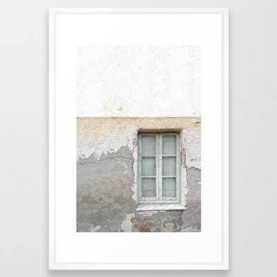 Grunge Window - Society6