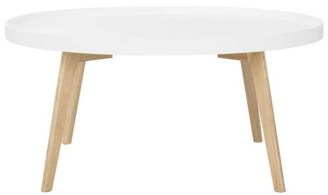 RUE ROUND COFFEE TABLE - Arlo Home