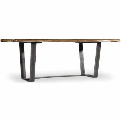 Live Edge Dining Table - High Fashion Home