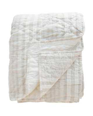 CHATHAM QUILT, NATURAL, KING - McGee & Co.