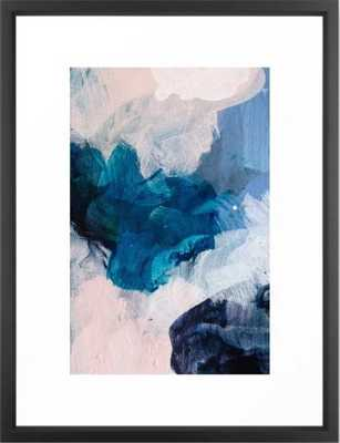 Palette No. Twenty Five Framed Art Print - Society6