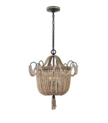 Romea Beaded Chandelier - Lulu and Georgia