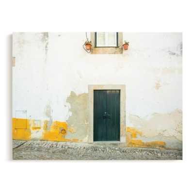 "óbidos _ canvas 40"" x 30"" - Minted"