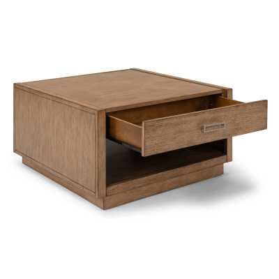 Bucher Block Coffee Table with Storage - Wayfair