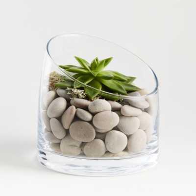 Grey Beach Stones - Crate and Barrel