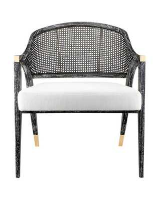 JENSON CHAIR, BLACK - McGee & Co.