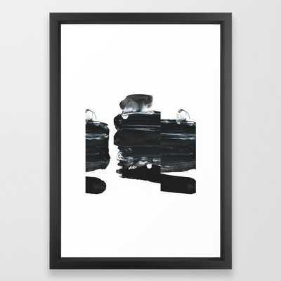 TY02 Framed Art Print - Society6