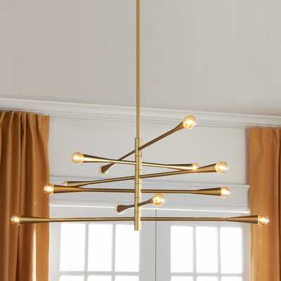 LINEAR SPRAWL CHANDELIER - Shades of Light