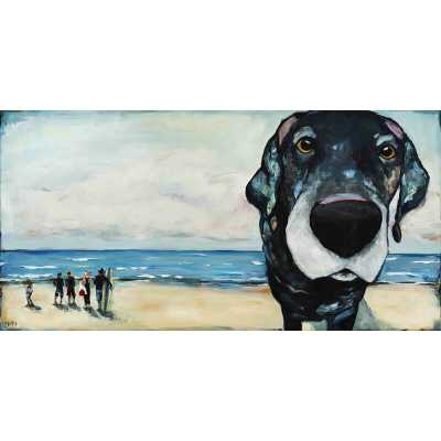 Macdaddy by Tori Campisi - Wrapped Canvas Print - Wayfair