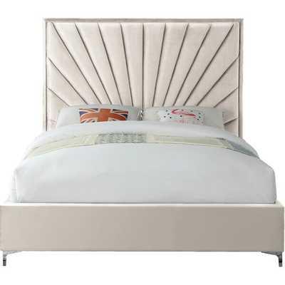 Manila Upholstered Low Profile Platform Bed - Wayfair
