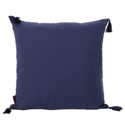 Mansell Tassel Square Throw Pillow - Wayfair