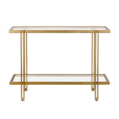 "Lorain 42"" Console Table - Wayfair"