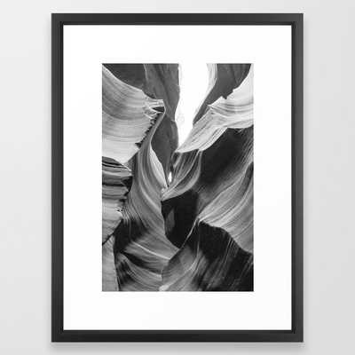 ANTELOPE CANYON / Arizona Desert Framed Art Print by Adventure & Magic - Society6