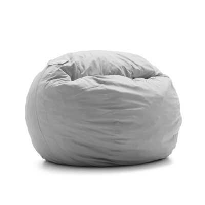 Standard Classic Bean Bag / Fog - Wayfair