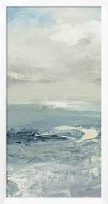 """Waves II, 18"""" x 33"""" - art.com"""