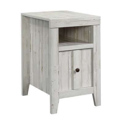 Riddleville End Table With Storage - Wayfair