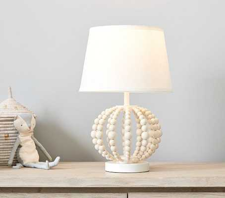 Dahlia Table Lamp - Pottery Barn Kids