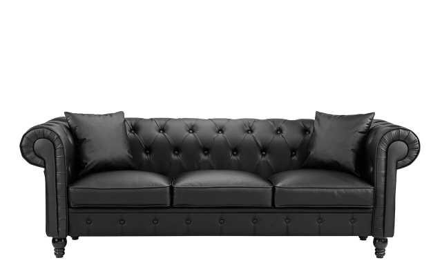 Anso Chesterfield Sofa - Wayfair