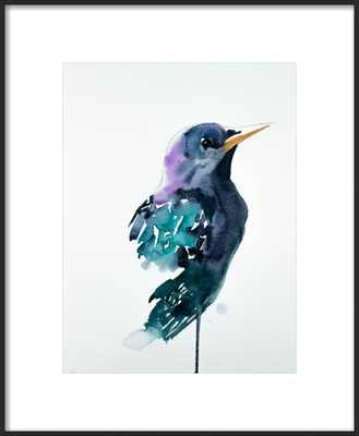Starling No. 2  BY ELIZABETH BECKER - Artfully Walls