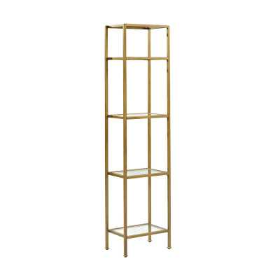 Margarita Etagere Bookcase - Wayfair