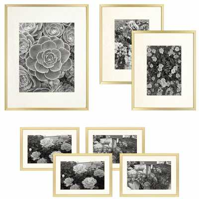 Galilee Wall Aluminum Picture Frame - Wayfair
