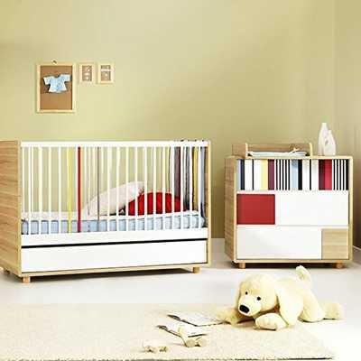 Du Bois Children's 3-in-1 Convertible Crib - Wayfair