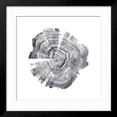 Tree ring abstract IV - art.com