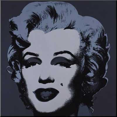 marilyn-c-1967-black - art.com