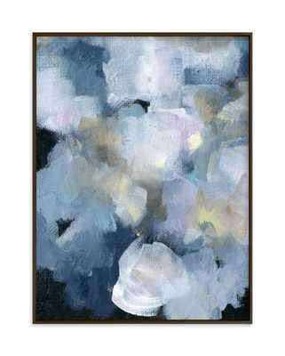 imbue framed wall art - 18 x 24 - Matte Black Frame - Minted