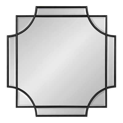 Leslie Beveled Wall Mirror - Wayfair