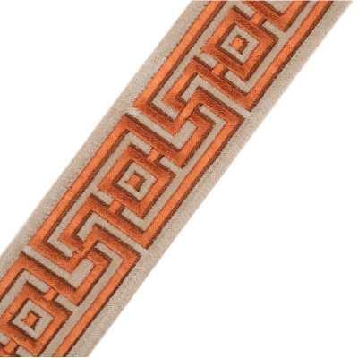 KEYWAY fabric trim - price per yard - Perigold