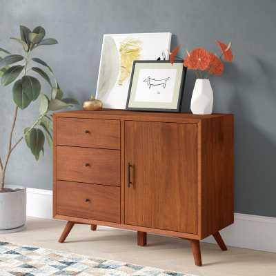 Parocela 3 Drawer Accent Cabinet - Wayfair