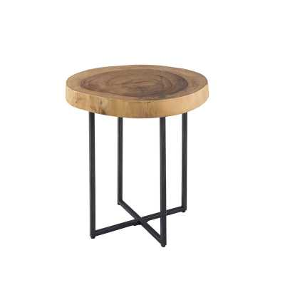 Maclennan Solid Table - Wayfair
