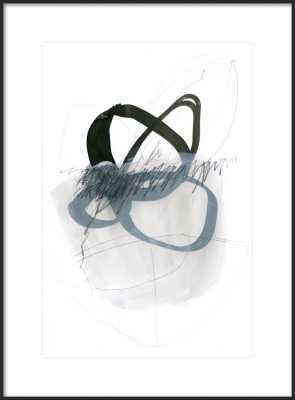 line & shape studies 01 by Iris Lehnhardt for Artfully Walls - Artfully Walls