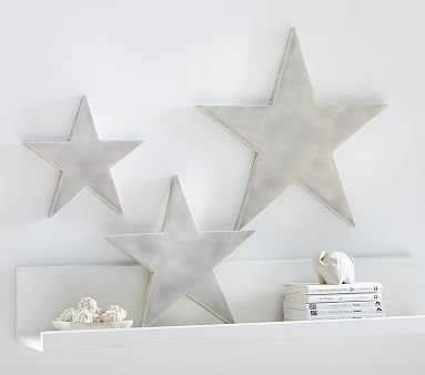 Ceramic Stars - Set of 3 - Pottery Barn Kids