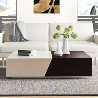 Perseus Extendable Coffee Table - Wayfair