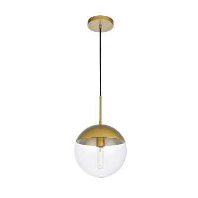 Yearby 1-Light Globe Pendant - Wayfair