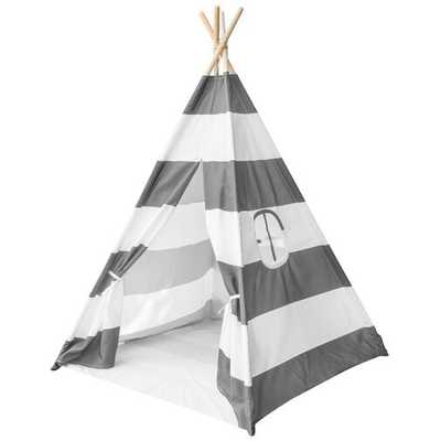 Play Teepee, Gray - Wayfair